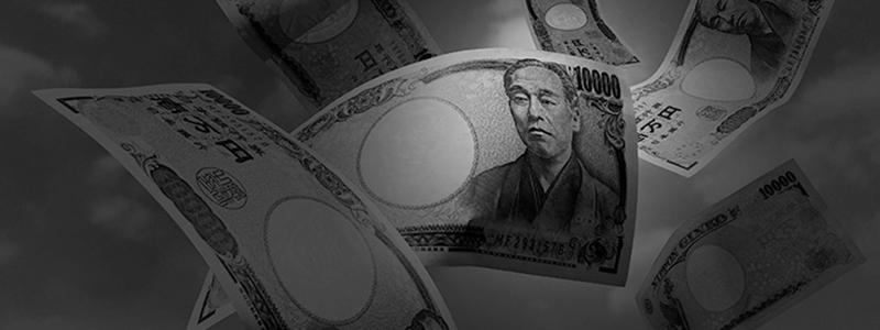 給料袋に入った一万円札